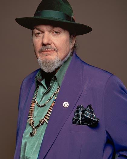 Доктор Джон ( Dr. John )- псевдоним американского музыка.